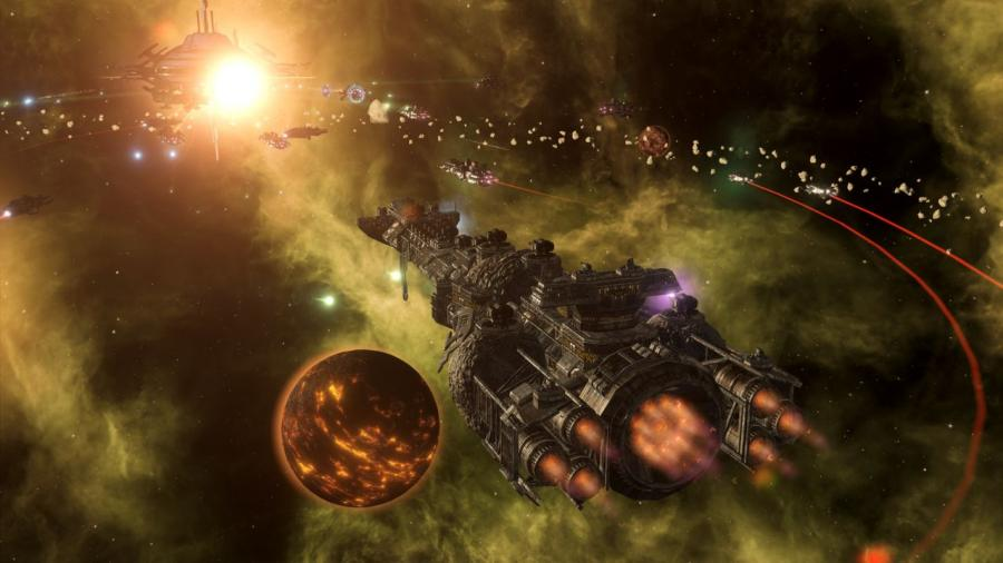 Stellaris - Apocalypse (DLC) Screenshot 2
