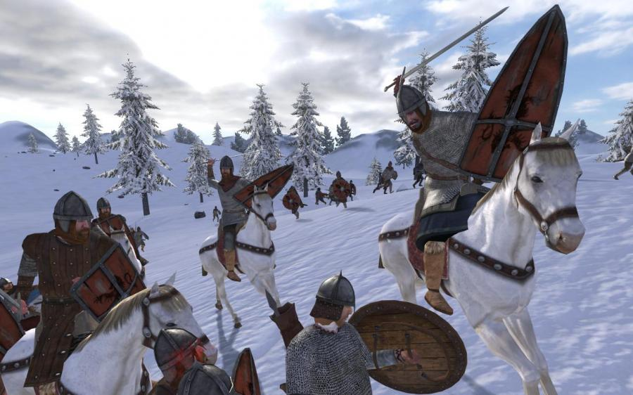 Mount & Blade Warband Screenshot 1