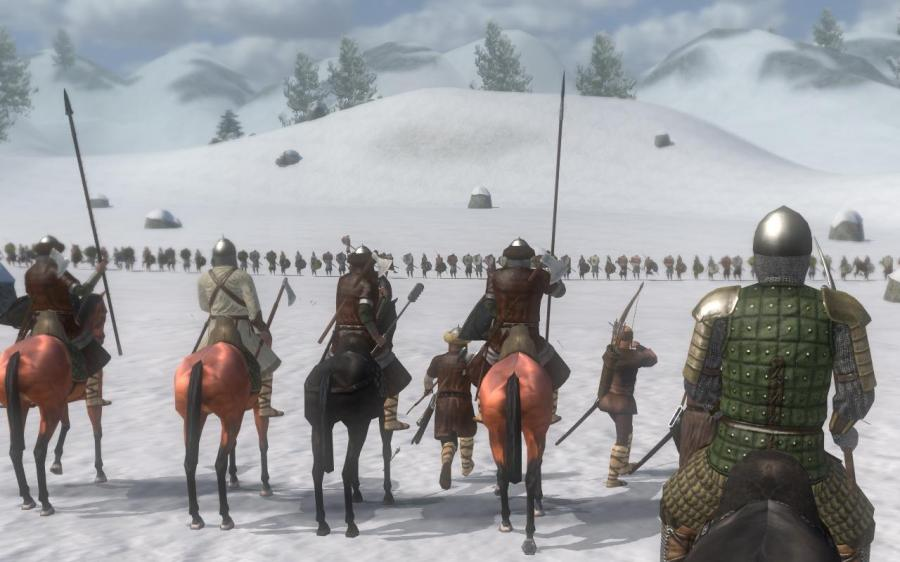 Mount & Blade Warband Screenshot 2