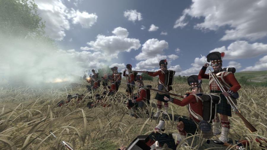Mount & Blade Warband - Napoleonic Wars DLC Screenshot 2