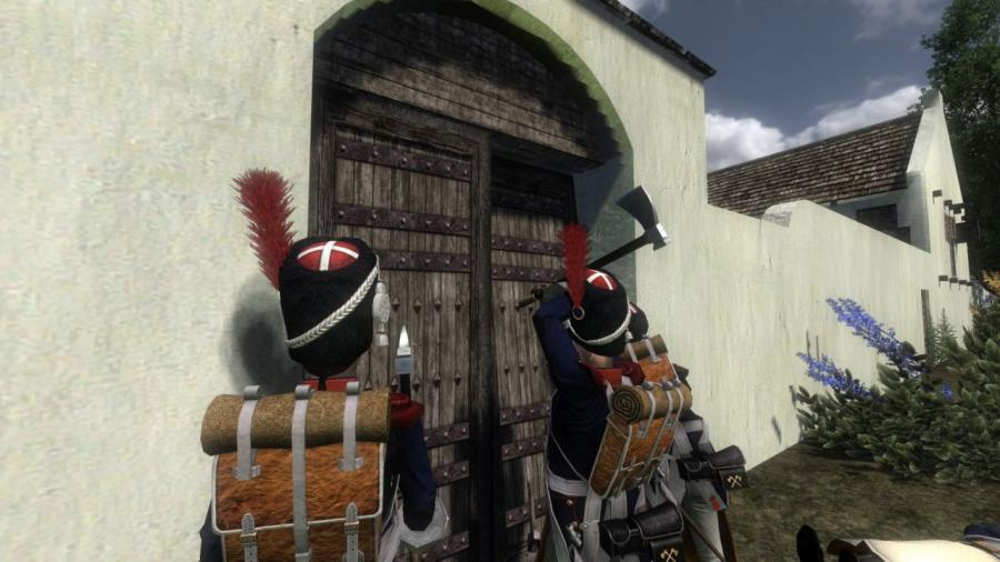 Mount & Blade Warband - Napoleonic Wars DLC Screenshot 7