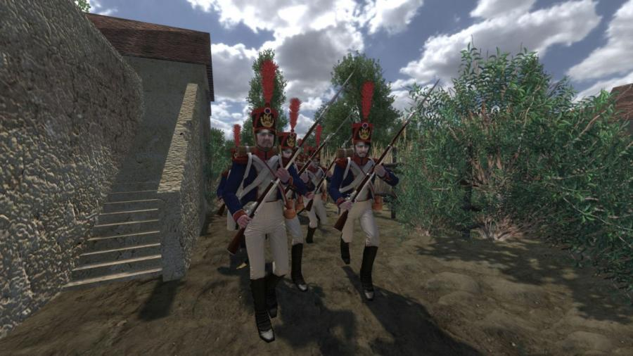 Mount & Blade Warband - Napoleonic Wars DLC Screenshot 5