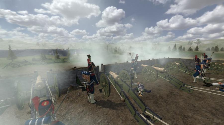 Mount & Blade Warband - Napoleonic Wars DLC Screenshot 3