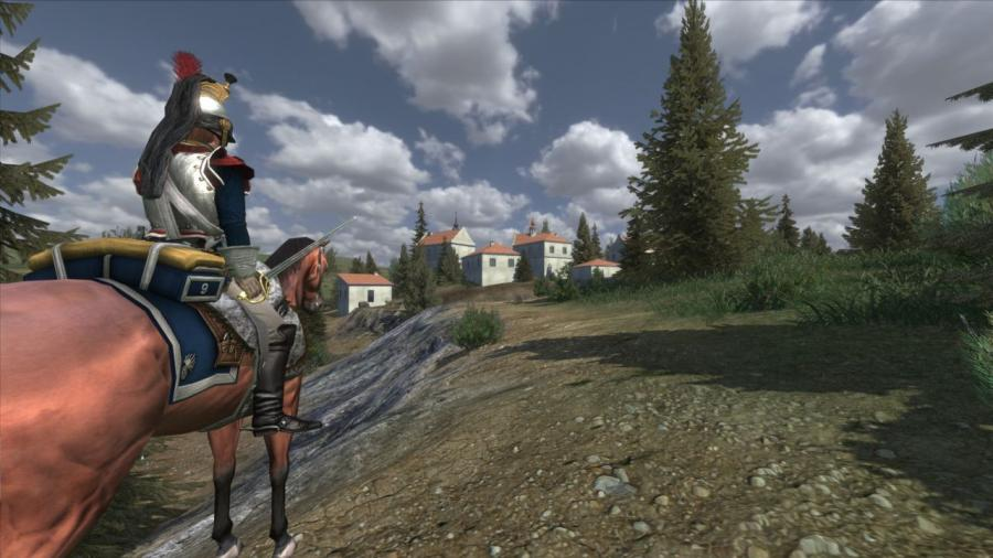 Mount & Blade Warband - Napoleonic Wars DLC Screenshot 1