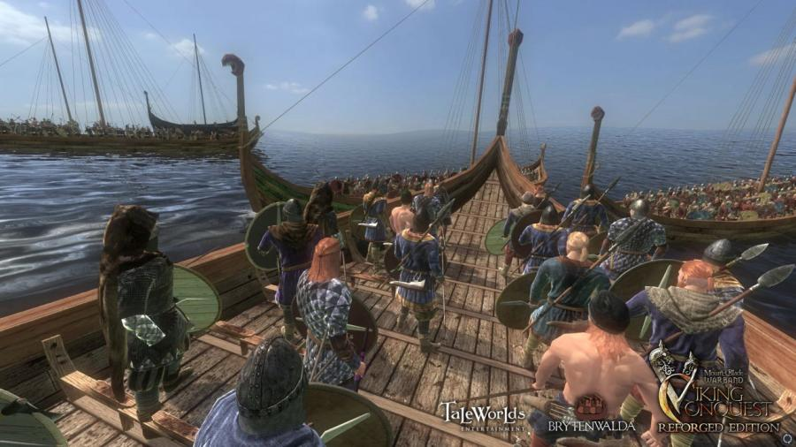 Mount & Blade Warband - Viking Conquest Reforged Edition (DLC) Screenshot 8