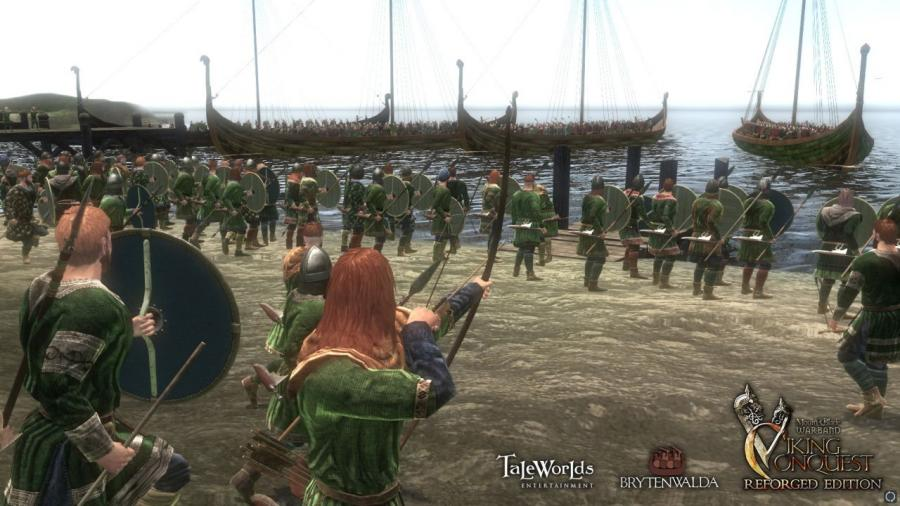 Mount & Blade Warband - Viking Conquest Reforged Edition (DLC) Screenshot 5