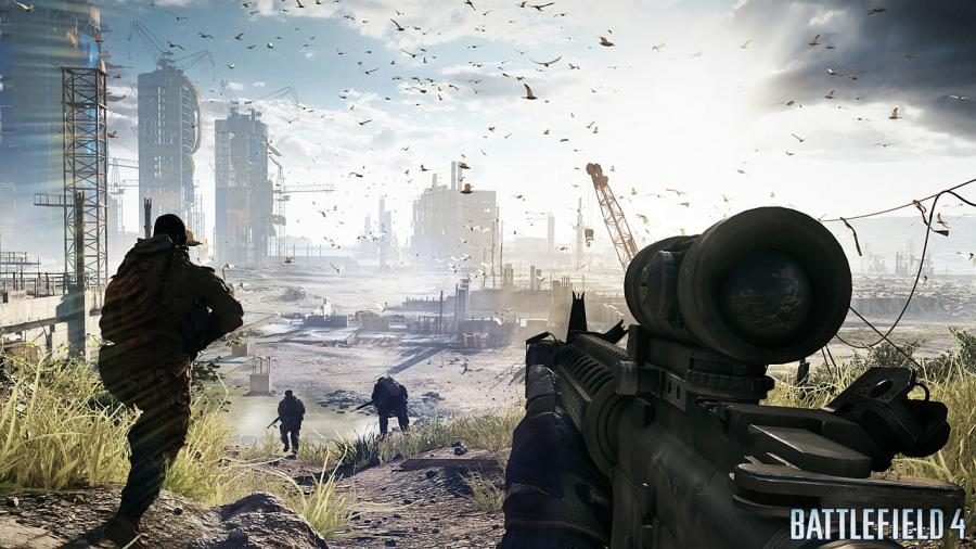 Battlefield 4 (EN Language Only) Screenshot 1