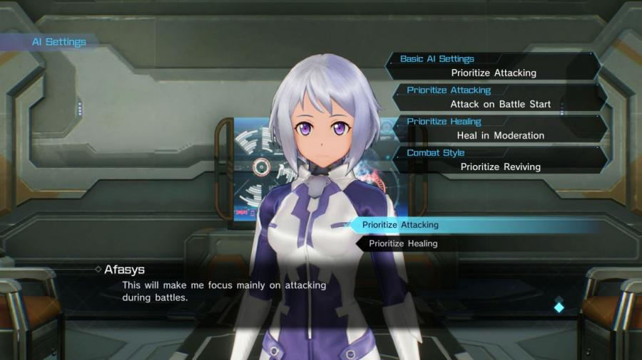 Sword Art Online - Fatal Bullet Screenshot 6