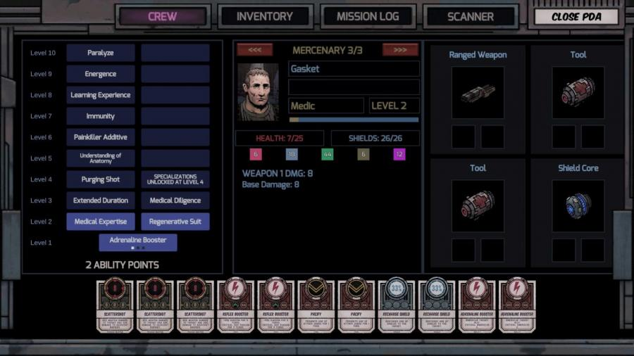Deep Sky Derelicts Screenshot 4