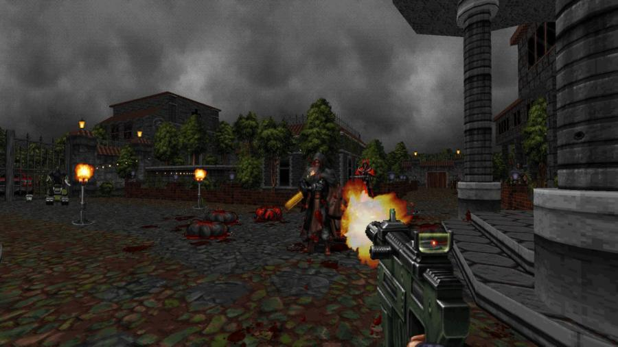 Ion Maiden Screenshot 3