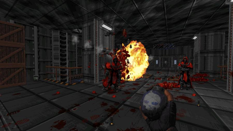 Ion Maiden Screenshot 4