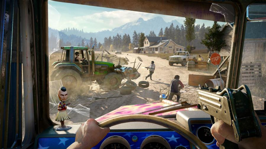 Far Cry 5 - Xbox One Download Code Screenshot 8