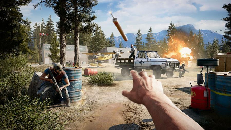 Far Cry 5 - Xbox One Download Code Screenshot 4