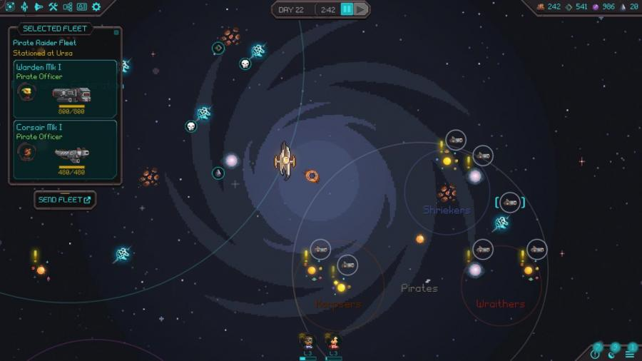 Halcyon 6 - Lightspeed Edition Screenshot 3