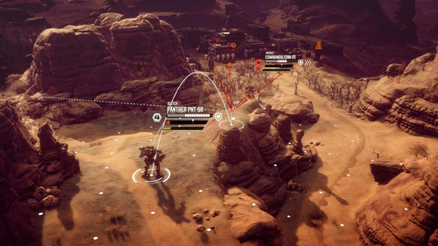 Battletech Screenshot 4