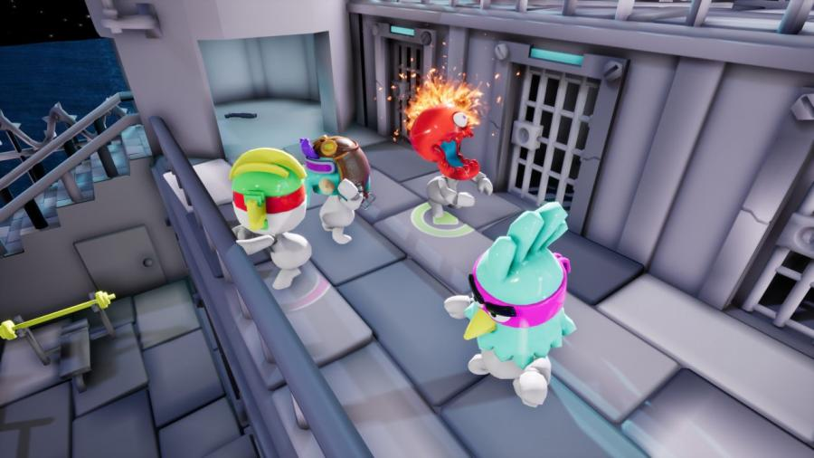 Headsnatchers Screenshot 2
