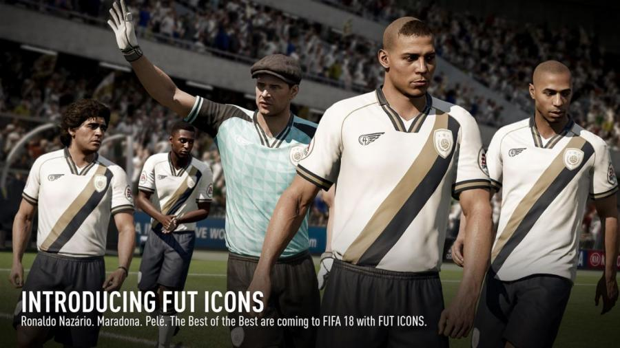 FIFA 18 - Xbox One Download Code Screenshot 6