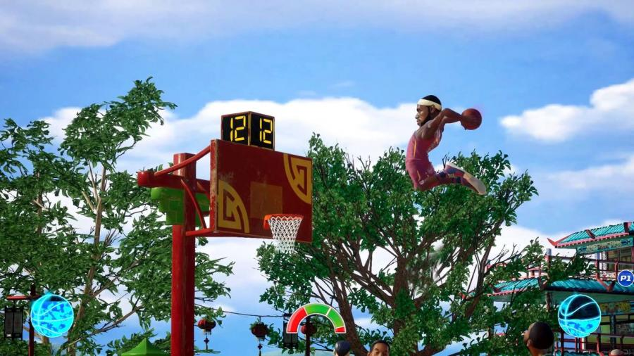 NBA Playgrounds 2 Screenshot 3
