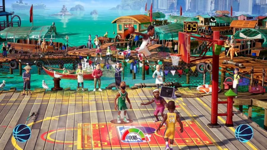 NBA Playgrounds 2 Screenshot 7