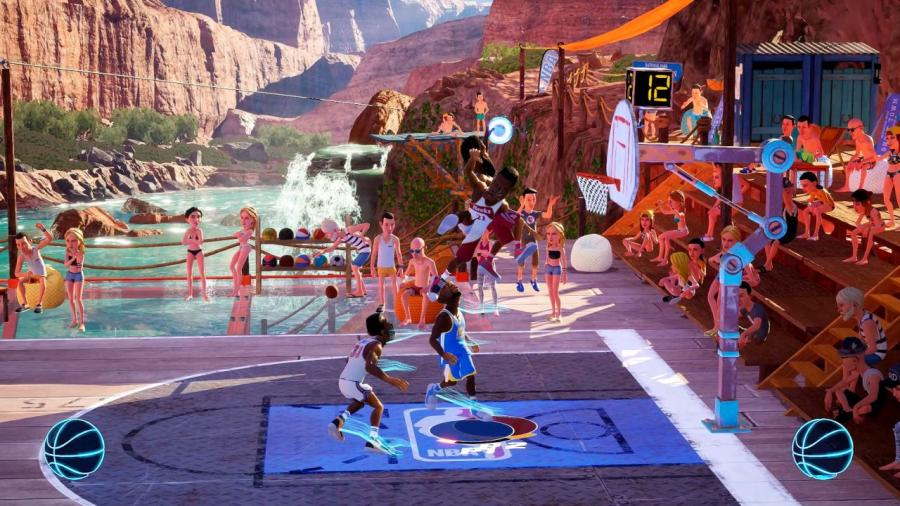 NBA Playgrounds 2 Screenshot 4
