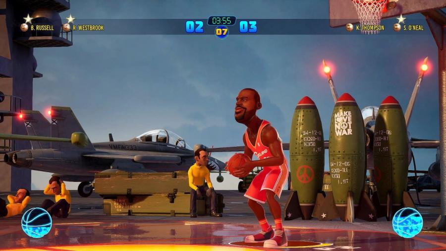NBA Playgrounds 2 Screenshot 1