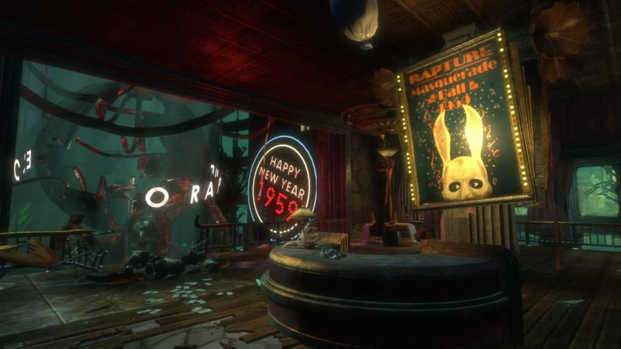 BioShock The Collection - Xbox One Download Code Screenshot 3
