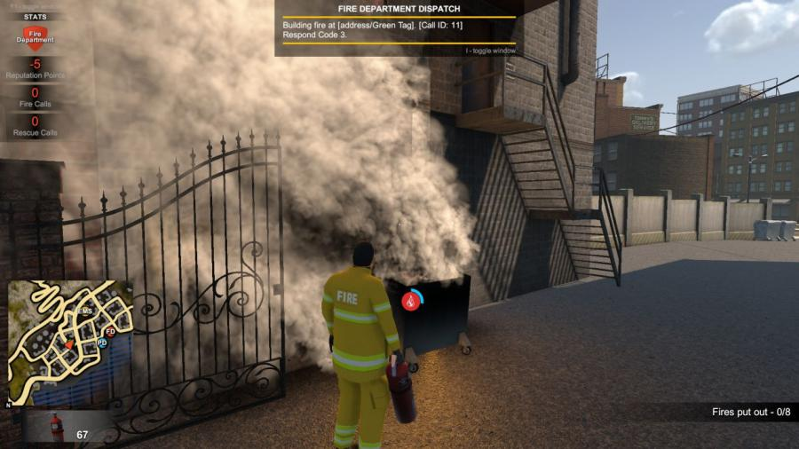 Flashing Lights Police Fire EMS -  % Free Download ...