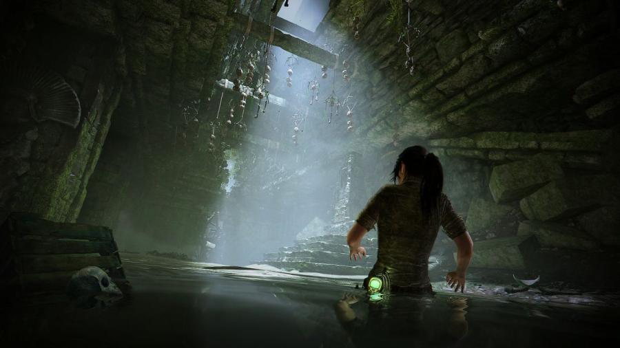 Shadow of the Tomb Raider - Digital Deluxe Edition Screenshot 1
