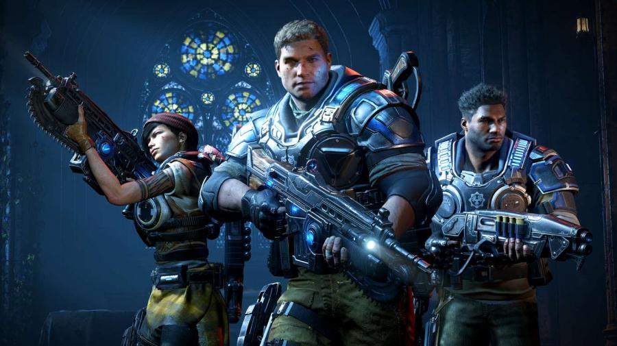 Gears of War 4 - Ultimate Edition  (Xbox One / Windows 10) Screenshot 1