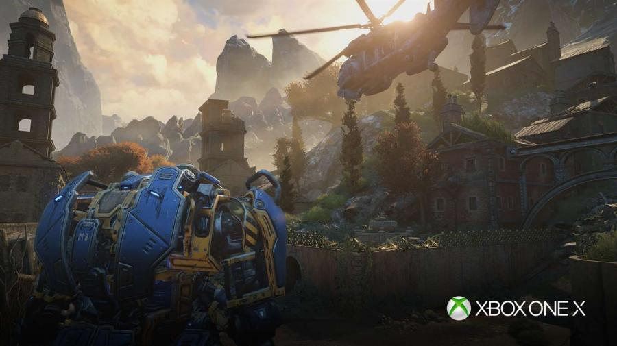 Gears of War 4 - Ultimate Edition  (Xbox One / Windows 10) Screenshot 7