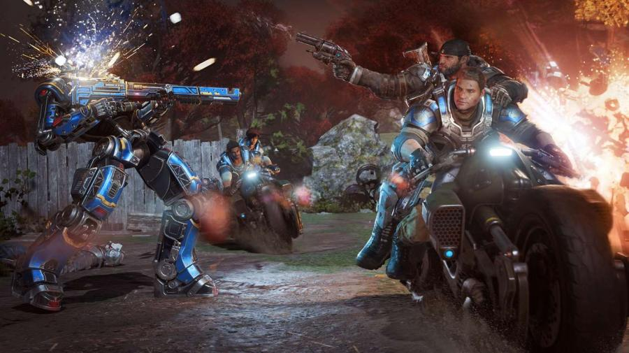 Gears of War 4 - Ultimate Edition  (Xbox One / Windows 10) Screenshot 2