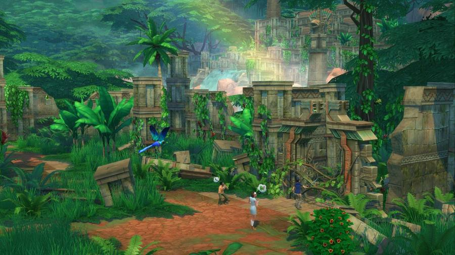 The Sims 4 - Jungle Adventure (DLC) Screenshot 5