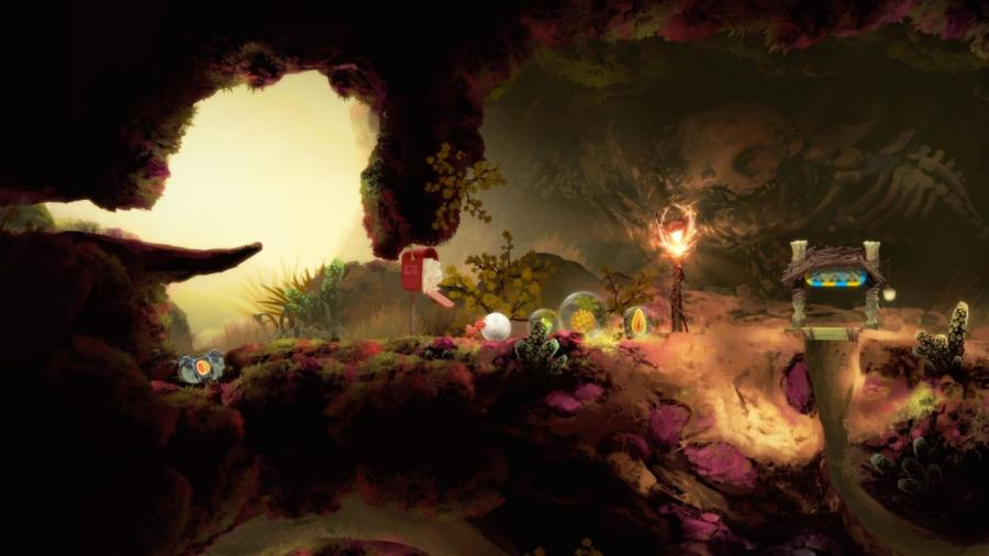 Yoku's Island Express Screenshot 4