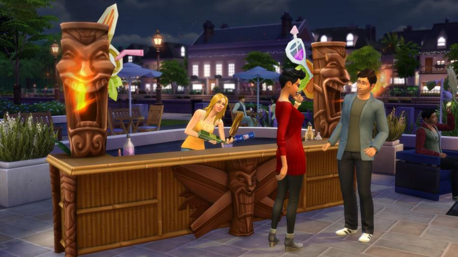 The Sims 4 - Deluxe Party Edition (Xbox One Download Code) Screenshot 1