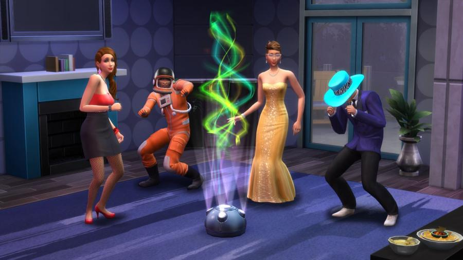 The Sims 4 - Deluxe Party Edition (Xbox One Download Code) Screenshot 3