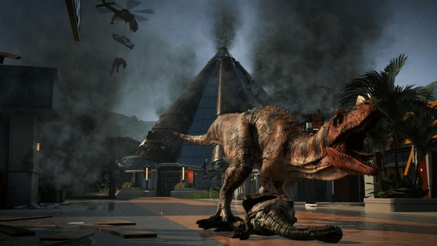 Jurassic World Evolution Screenshot 2