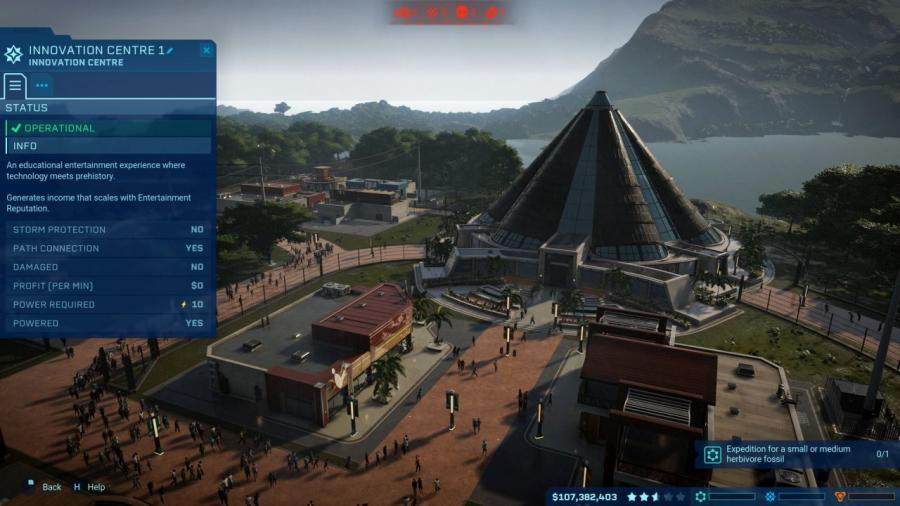 mmoga jurassic world evolution
