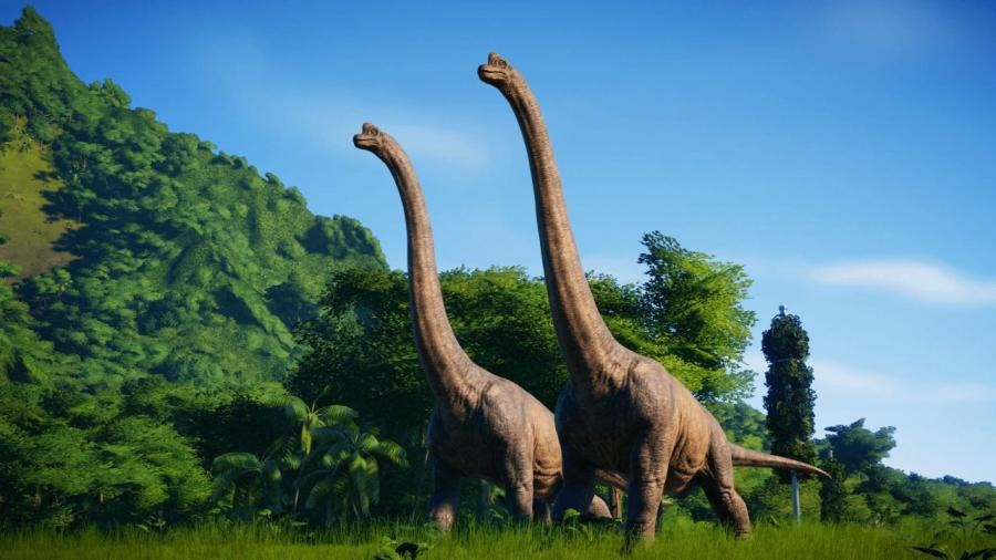 Jurassic World Evolution Screenshot 3