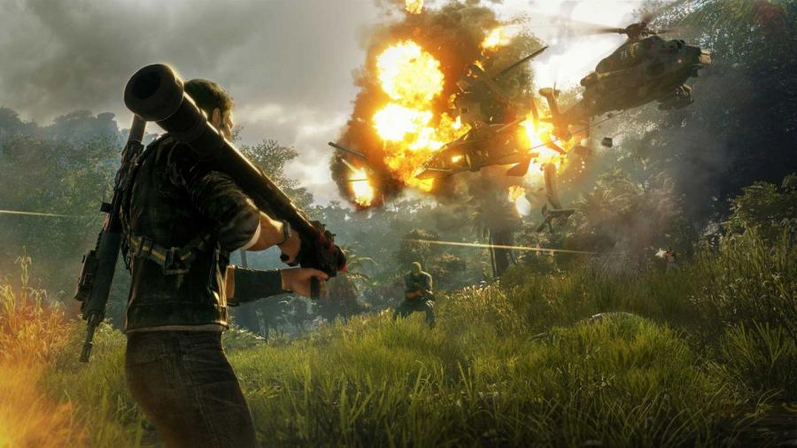 Just Cause 4 Screenshot 2