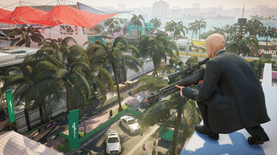 HITMAN 2 Screenshot 4