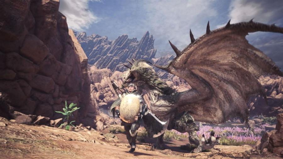 Monster Hunter World Screenshot 8