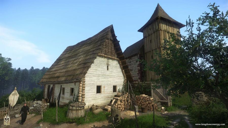 Kingdom Come Deliverance - From The Ashes (DLC) Screenshot 3