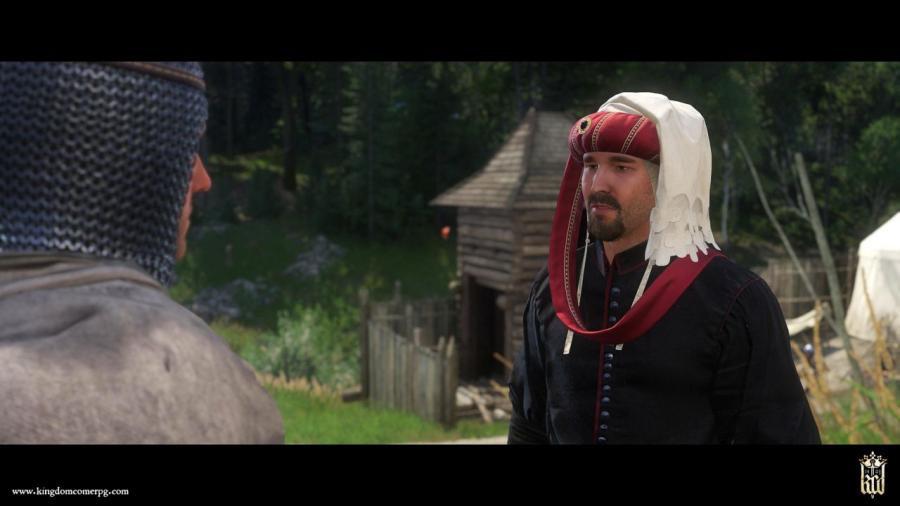 Kingdom Come Deliverance - From The Ashes (DLC) Screenshot 8