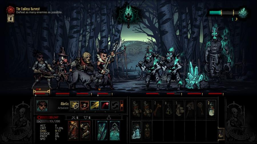 Darkest Dungeon - The Color of Madness (DLC) Screenshot 2
