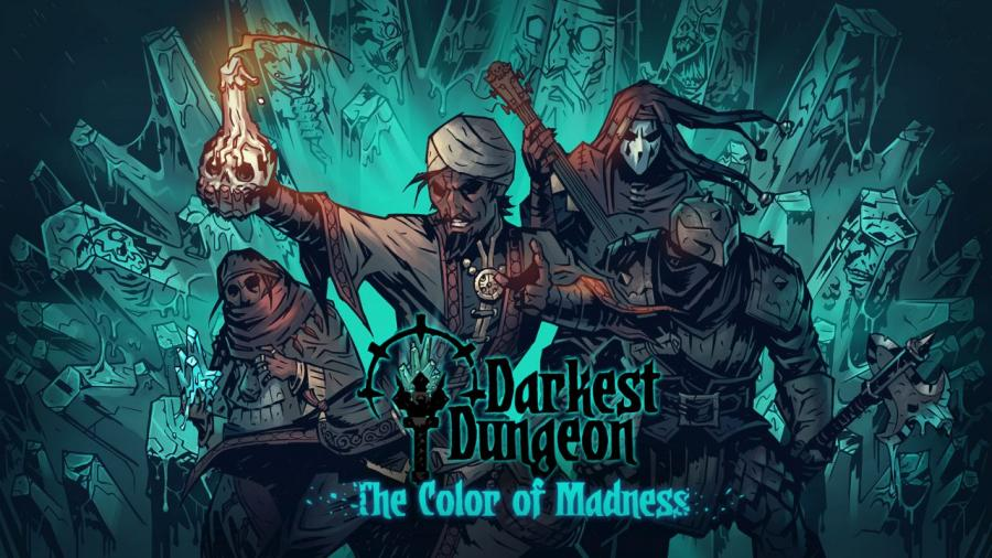 Darkest Dungeon - The Color of Madness (DLC) Screenshot 1