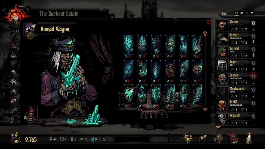 Darkest Dungeon - The Color of Madness (DLC) Screenshot 4