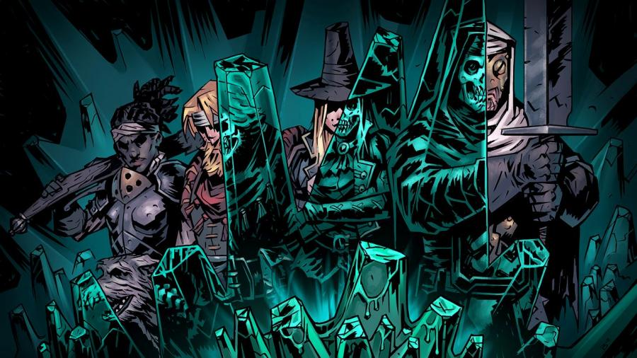 Darkest Dungeon - The Color of Madness (DLC) Screenshot 8