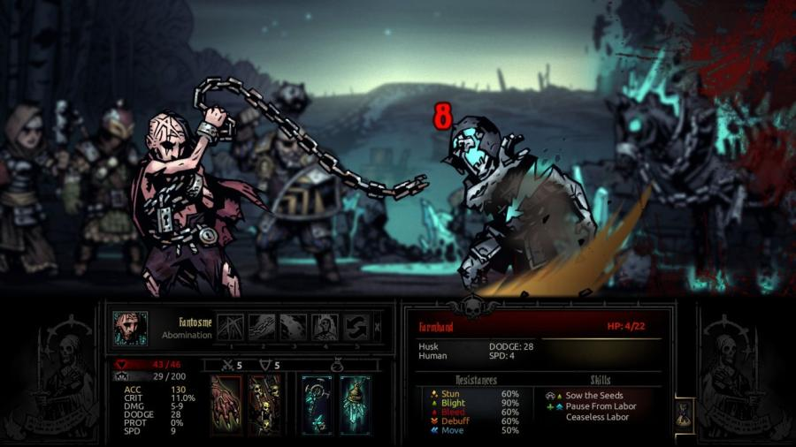 Darkest Dungeon - The Color of Madness (DLC) Screenshot 3
