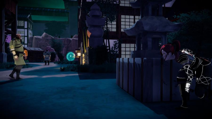 Aragami - Nightfall (DLC) Screenshot 4