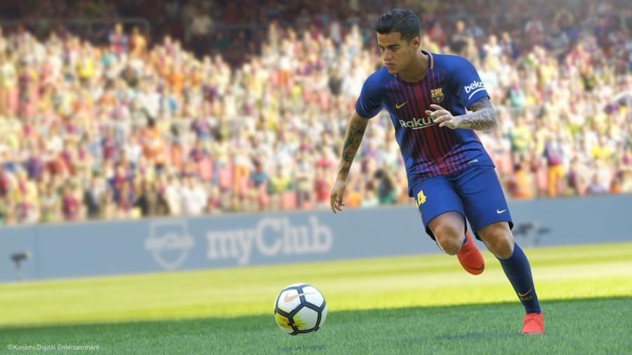 Pro Evolution Soccer 2019 Screenshot 1